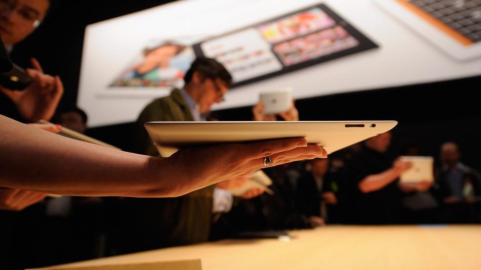 Skinny iPad 5