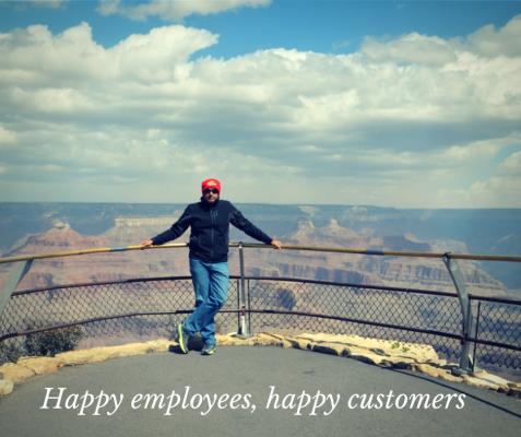 Positive Work Environment Tips by Rakesh Patel