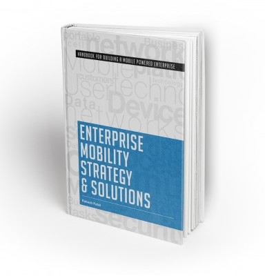 Announcing The Release of My First Book 'Enterprise Mobility Strategies & Solutions'
