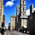 At Notre-Dame Basilica.